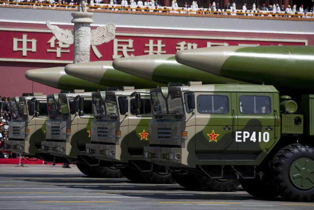 China ordena a su ejército que se preparen para la guerra