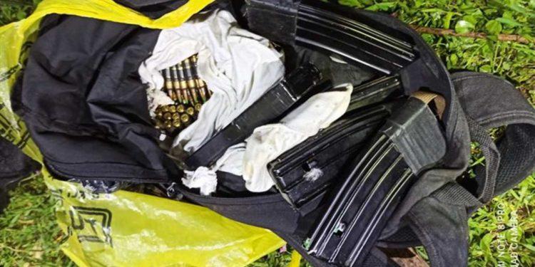 Miles de armas robadas a las FDI cada año