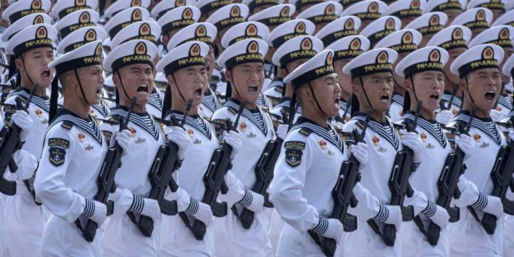 La China comunista continúa con sus acciones ilegales en el Mar de la China Meridional