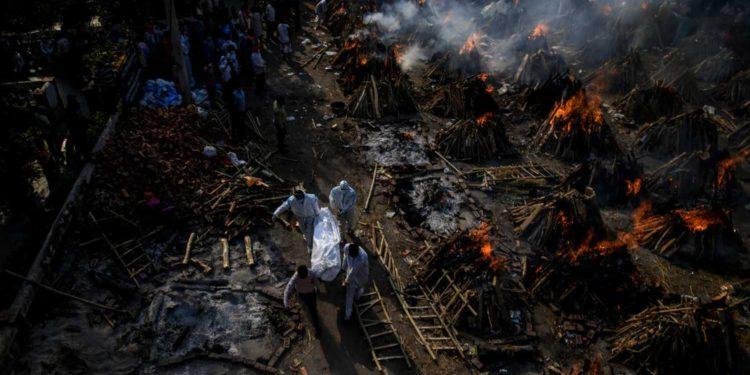 Covid-19 en la India: Esto es una catástrofe