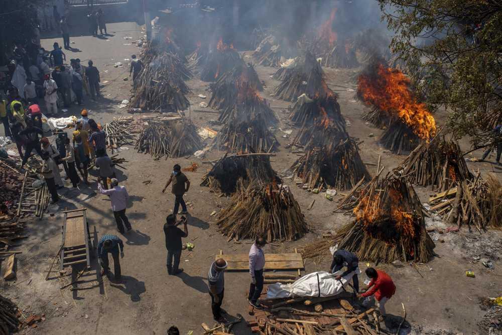 Israel se plantea enviar ayuda a la India devastada por el virus