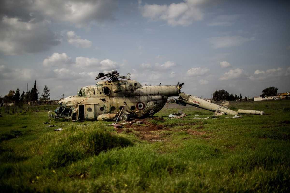 El largo alcance de Assad: La Fuerza Aérea Árabe Siria en Guerra