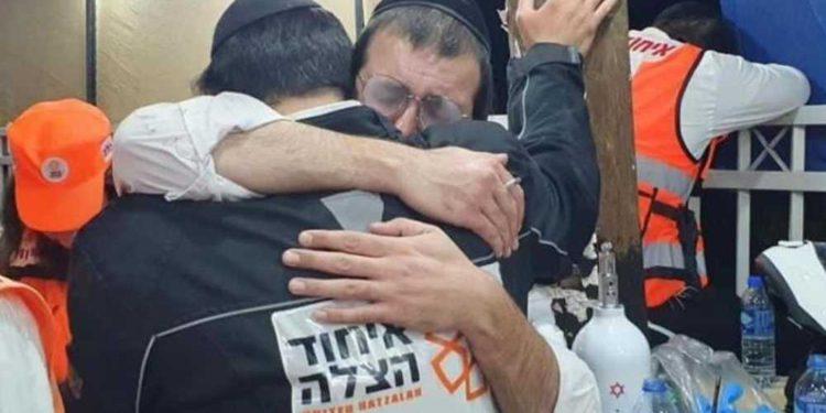 Israel trabaja para identificar a los 45 muertos en tragedia del monte Meron