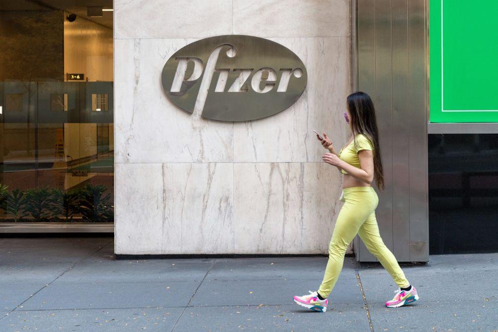 Pfizer realiza ensayos en humanos de píldora para curar el COVID