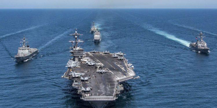 Cuatro formas en que podría desarrollarse una guerra marítima entre China y Estados Unidos