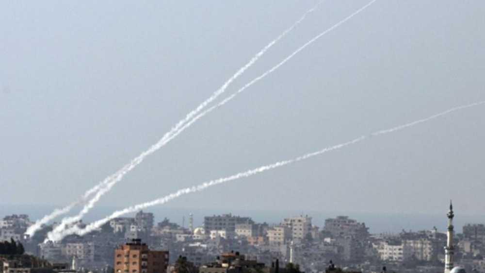 Terroristas de Gaza lanzan 3 cohetes a Israel