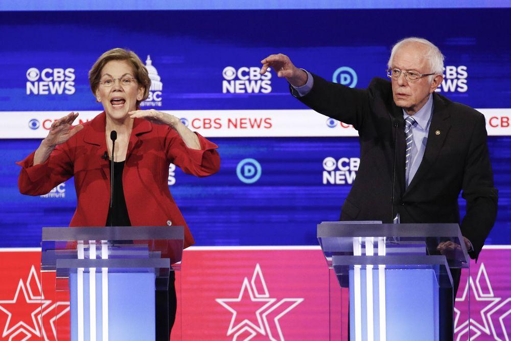 """Senadores Sanders y Warren piden """"restrinjir"""" la ayuda de EE.UU. a Israel"""