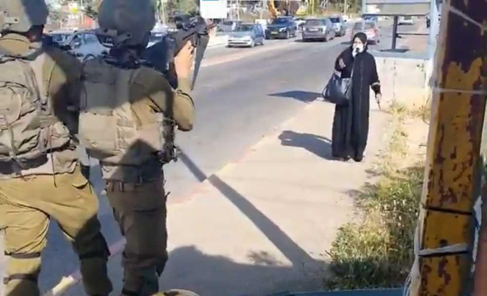 Intento de ataque islamista de apuñalamiento en el cruce de Gush Etzion