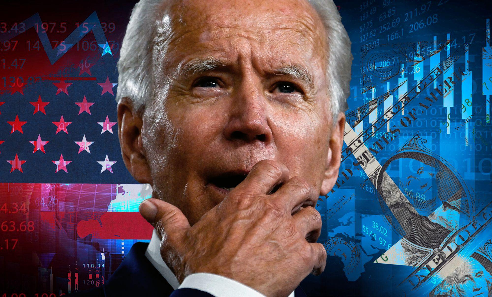 Biden está destruyendo la recuperación económica de Trump