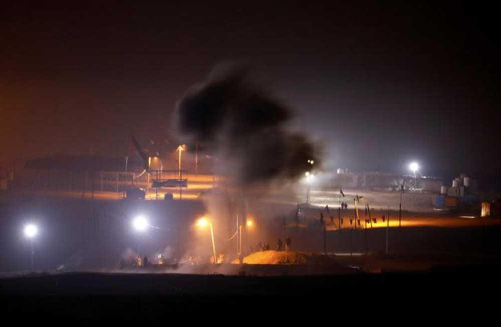 Cohete de Gaza al sur de Israel en medio de violencia islamista en Jerusalén