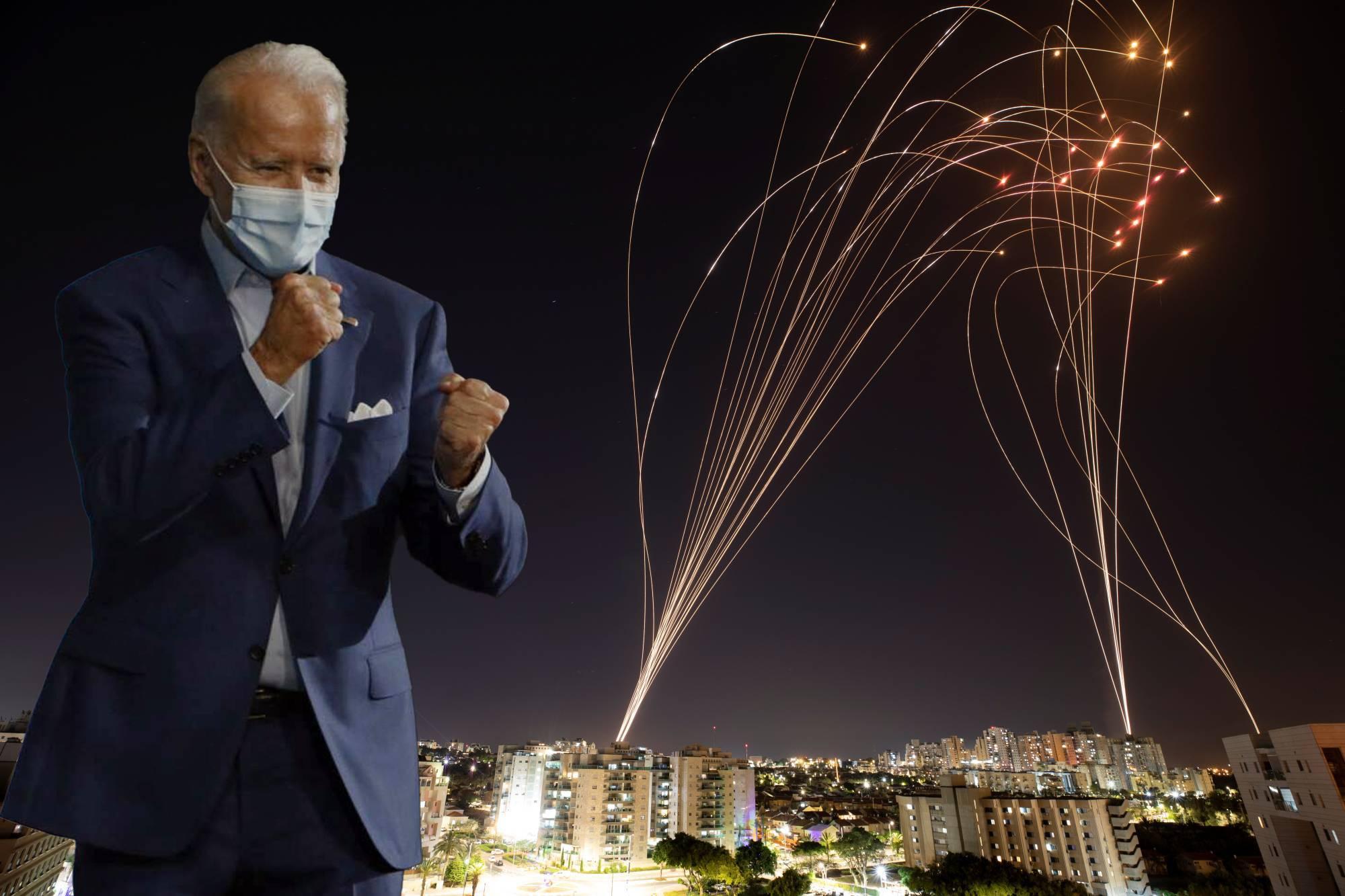 Políticas de Biden han conducido a esta escalada terrorista contra Israel
