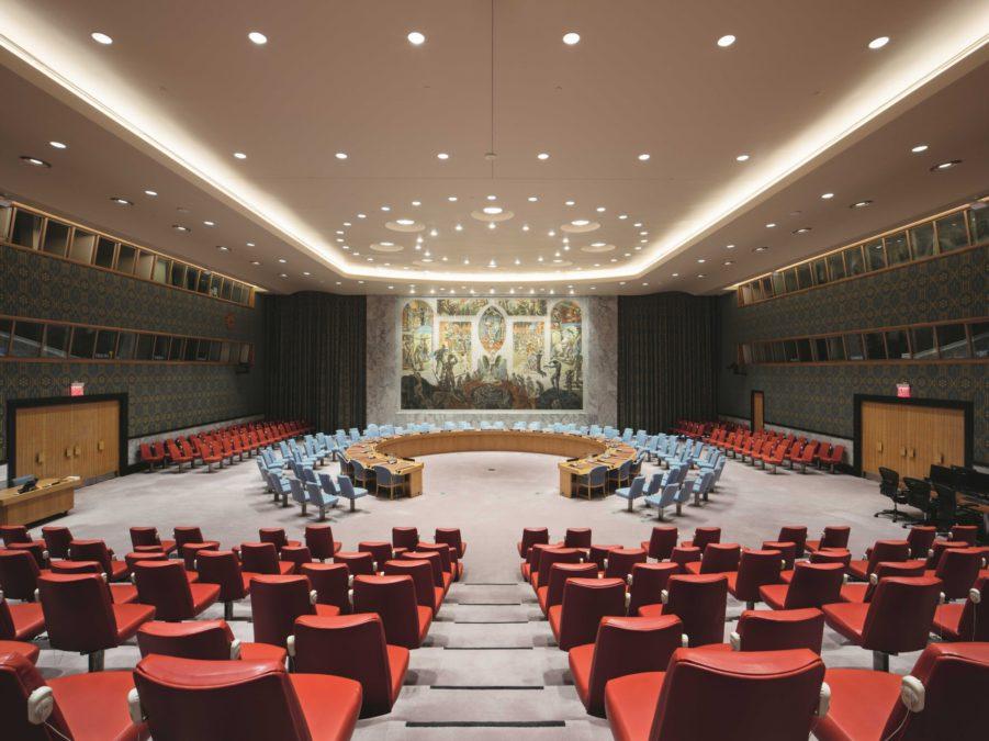 Cuarta sesión del Consejo de Seguridad sobre Gaza termina sin resultados