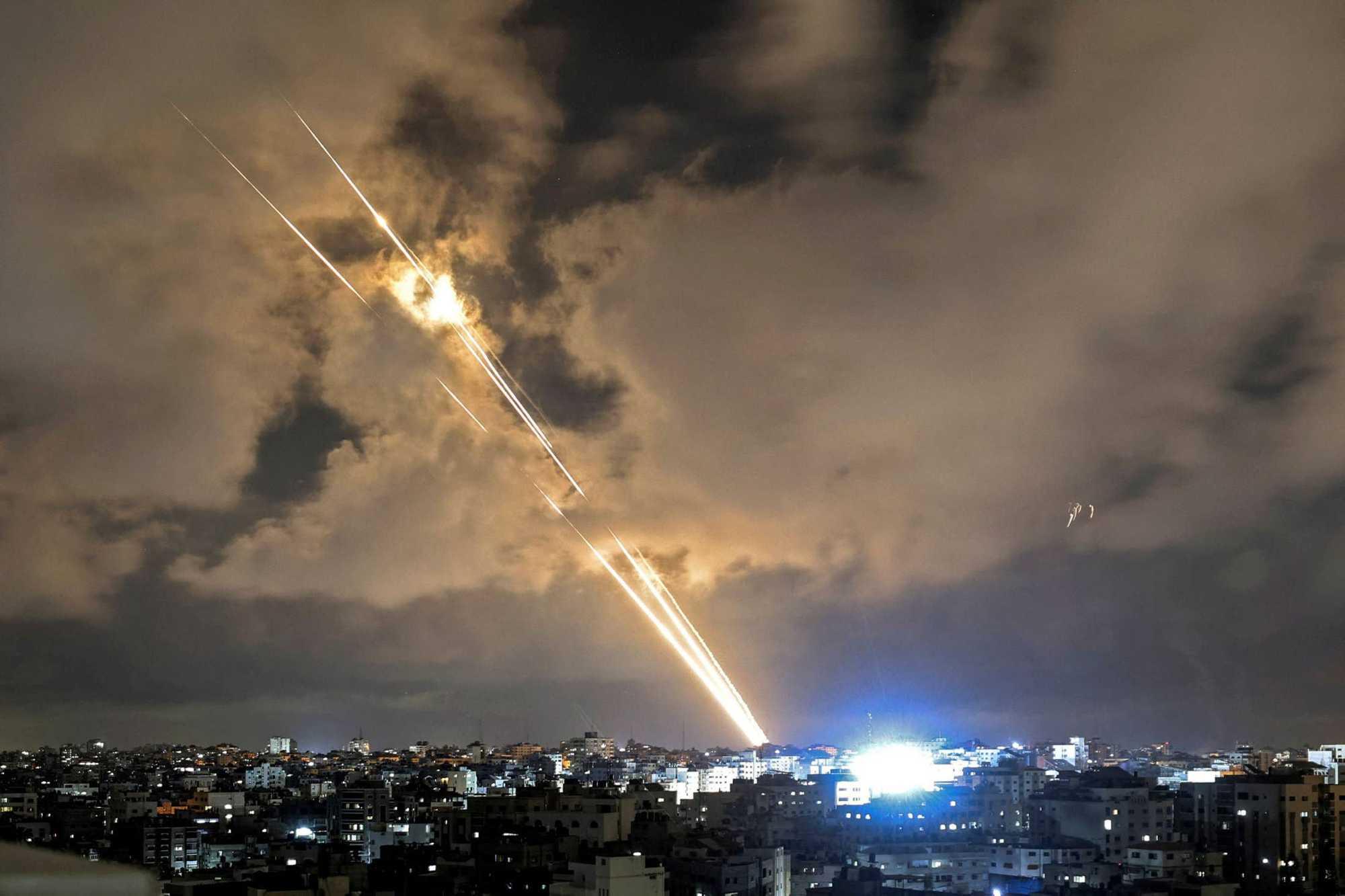 Suenan nuevas alertas de cohetes cerca de Gaza