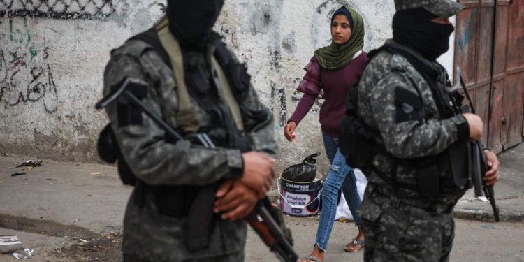 El 48% de las víctimas gazatíes de la guerra contra Hamás están asociadas a grupos terroristas