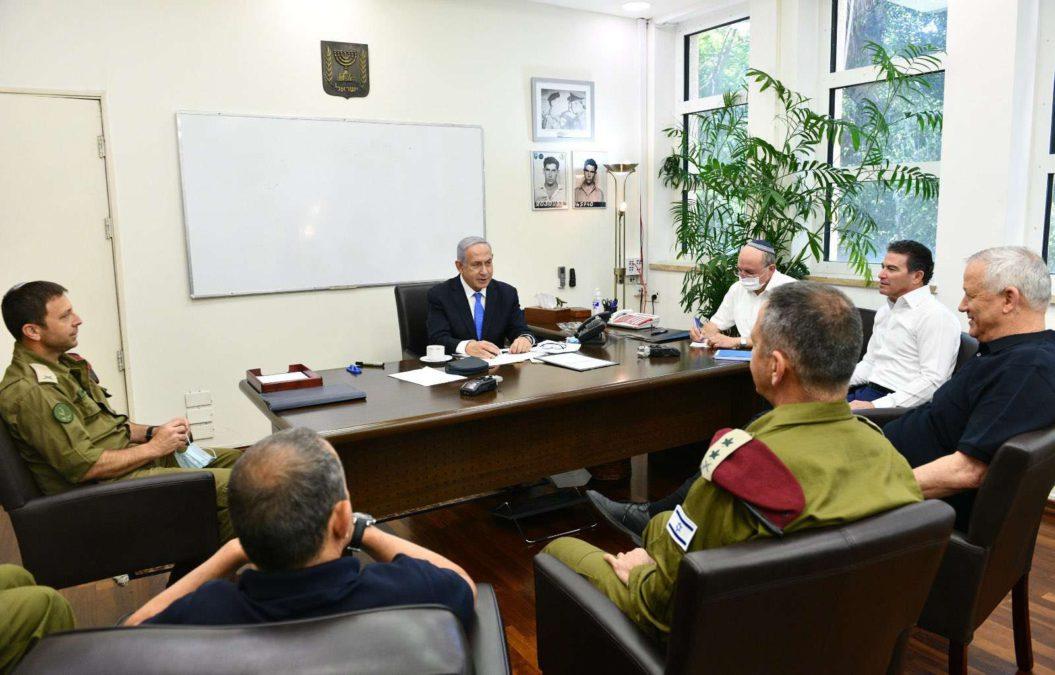 Netanyahu ordena a las FDI seguir atacando objetivos terroristas en Gaza