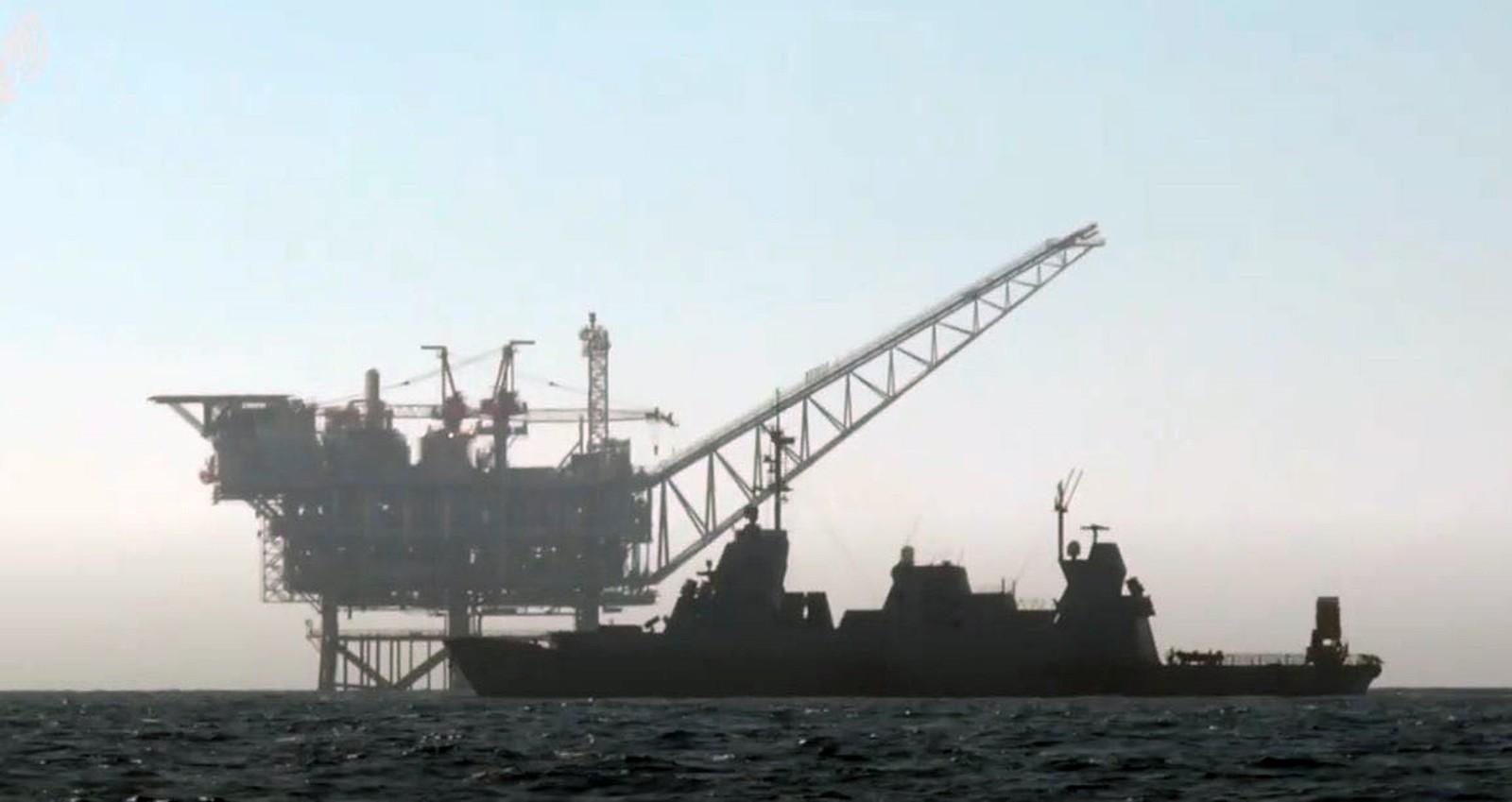 Cohetes y drones contra plataforma de gas de Israel: FDI eliminan al máximo comandante naval de Hamás