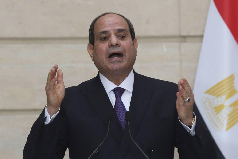 """Egipto promete $500 millones """"para reconstruir Gaza"""""""
