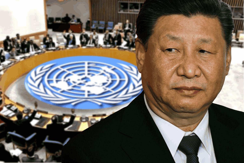 China ocupará la presidencia rotatoria del Consejo de Seguridad de la ONU