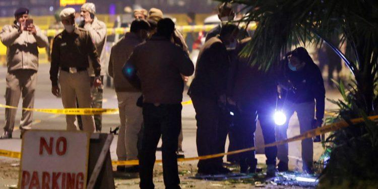 Cuatro estudiantes arrestados por intento de atentado en la embajada de Israel en India