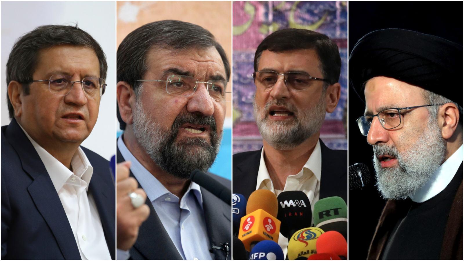 Inician las elecciones presidenciales en Irán