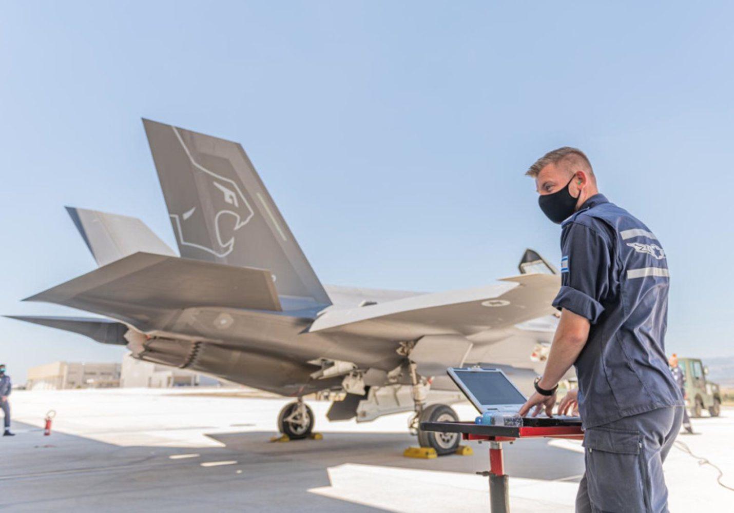 F-35 de Israel participarán en ejercicio conjunto con Estados Unidos, Italia y Reino Unido