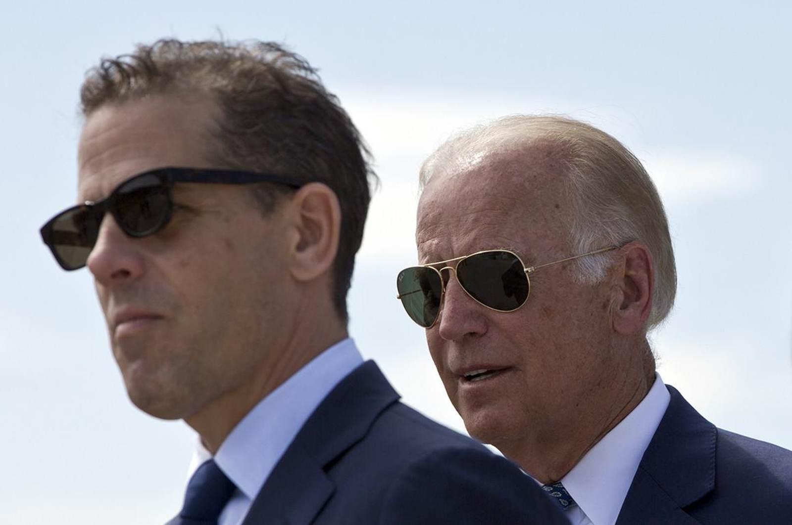 La laptop de Hunter sigue condenando a Joe Biden