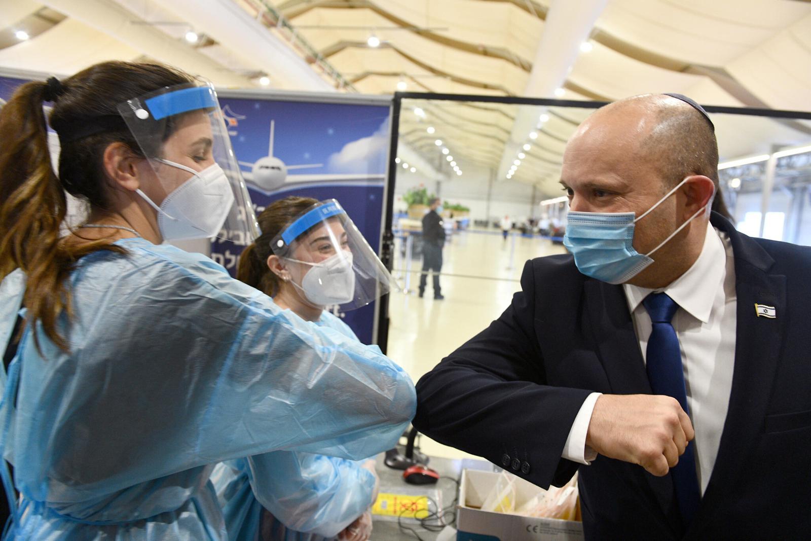 Comando del Frente Interno de las FDI advierte de una cuarta ola de coronavirus