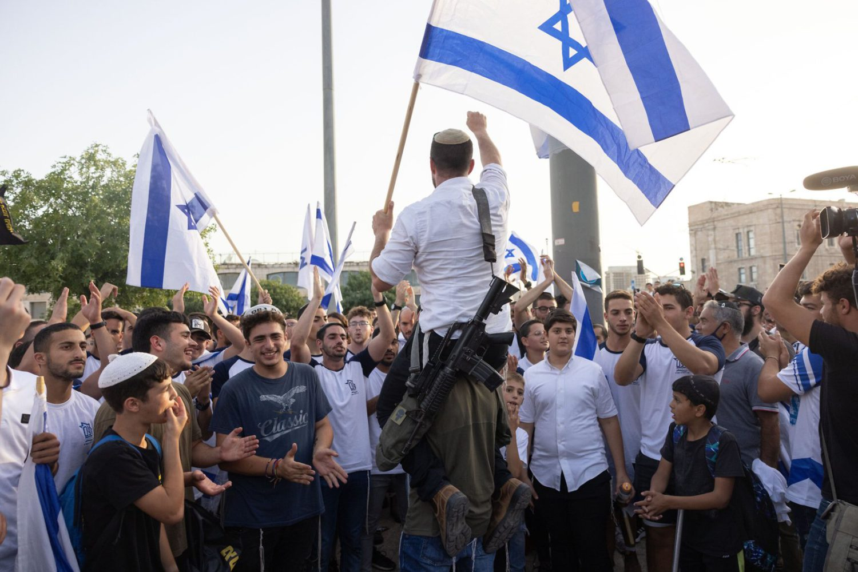 Hamás amenaza con atacar a Israel en respuesta a la Marcha de las Banderas en Jerusalén