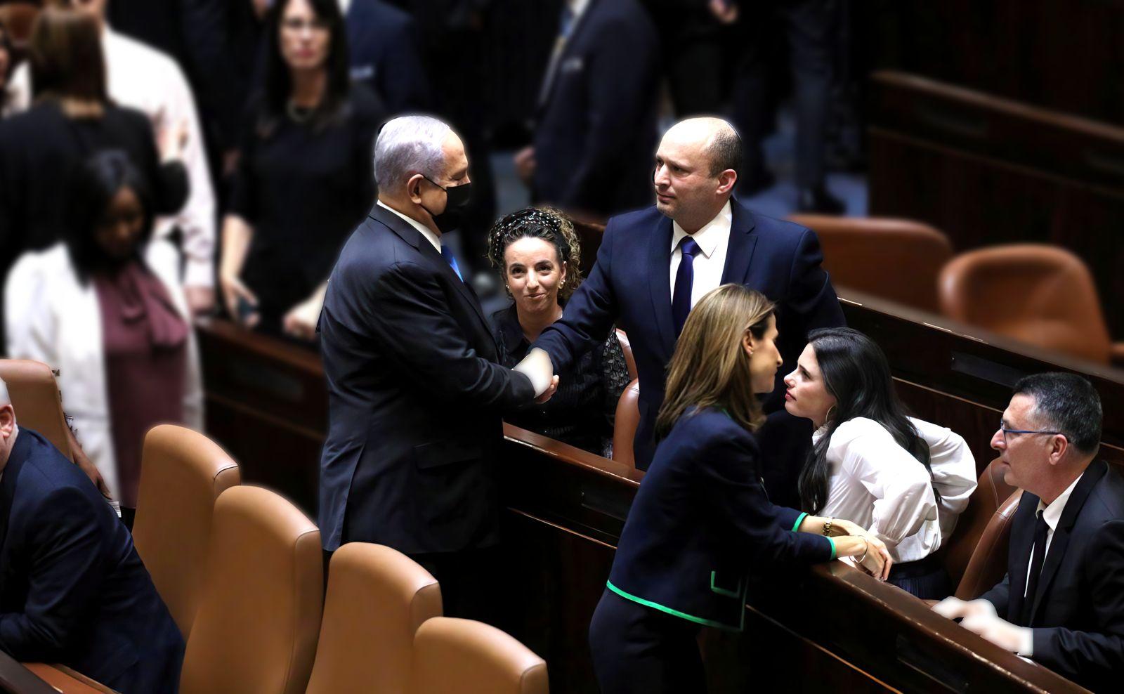 Bennett y Netanyahu acuerdan el cambio de residencia del Primer Ministro