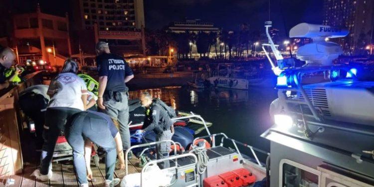 Niño de 7 años se ahoga tras desaparecer frente a la costa de Tel Aviv