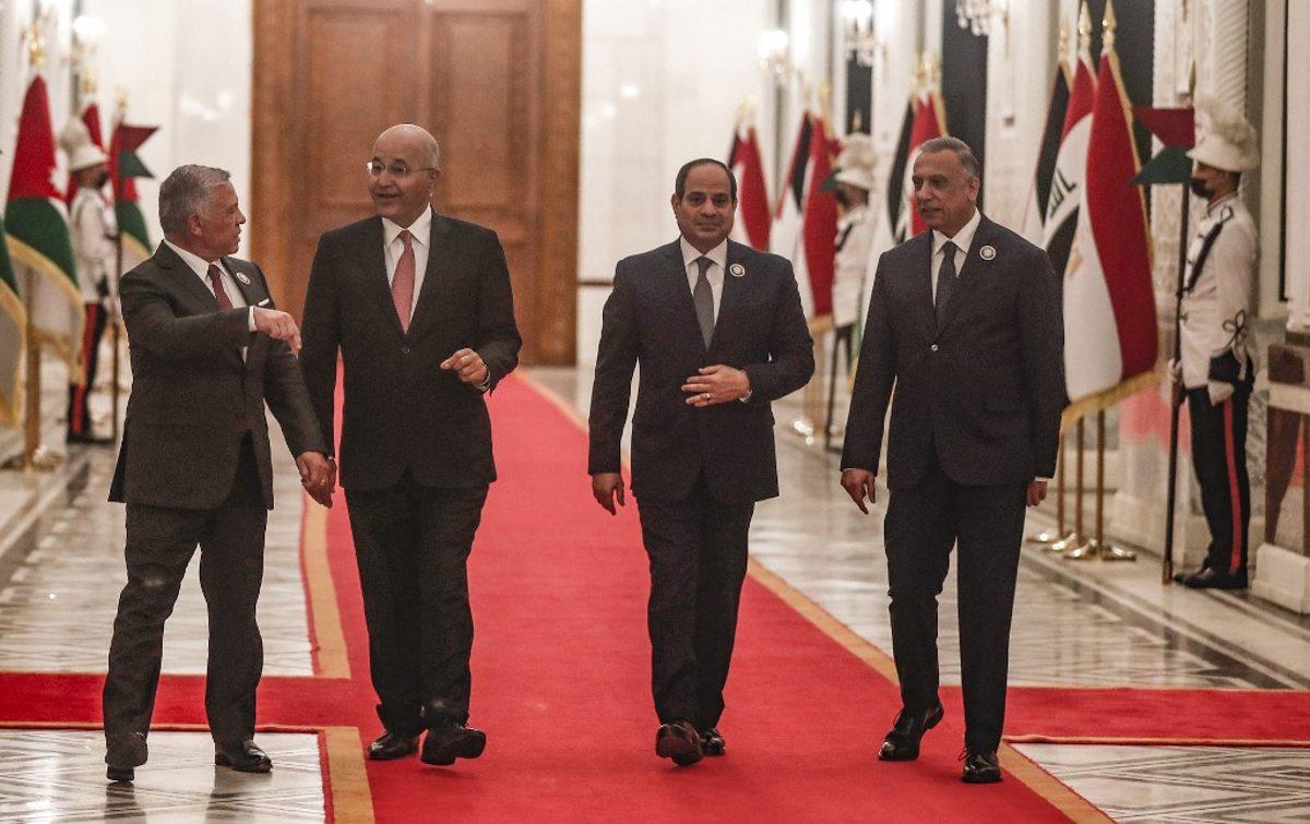 """Irak, Egipto y Jordania proponen una """"visión común"""" para Medio Oriente"""