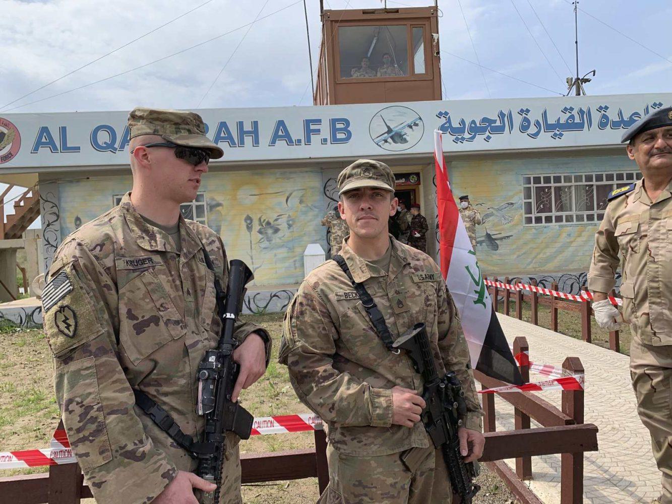 Irak condena los ataques de EE.UU. contra milicias respaldadas por Irán