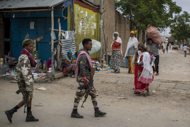Ataque aéreo en Etiopía deja decenas de muertos