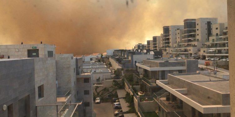 Associated Press distorsiona la información sobre ataques incendiarios contra Israel