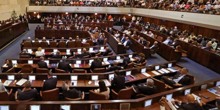 El gabinete israelí se dispone a aprobar el nuevo presupuesto del Estado