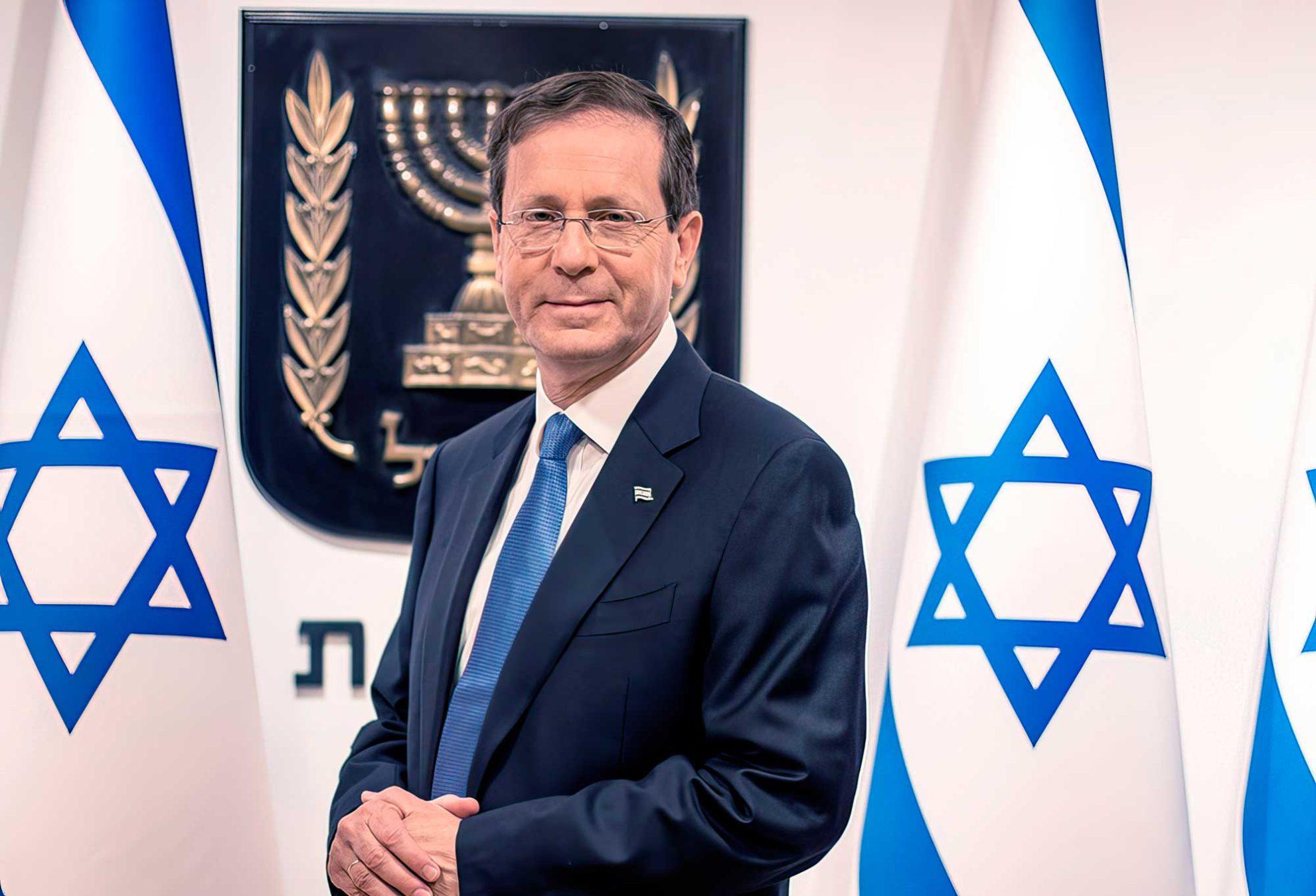 Isaac Herzog asumirá el cargo de undécimo presidente de Israel
