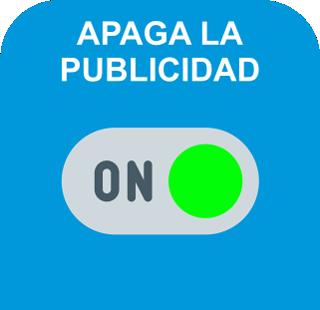 APAGA LA PUBLICIDAD