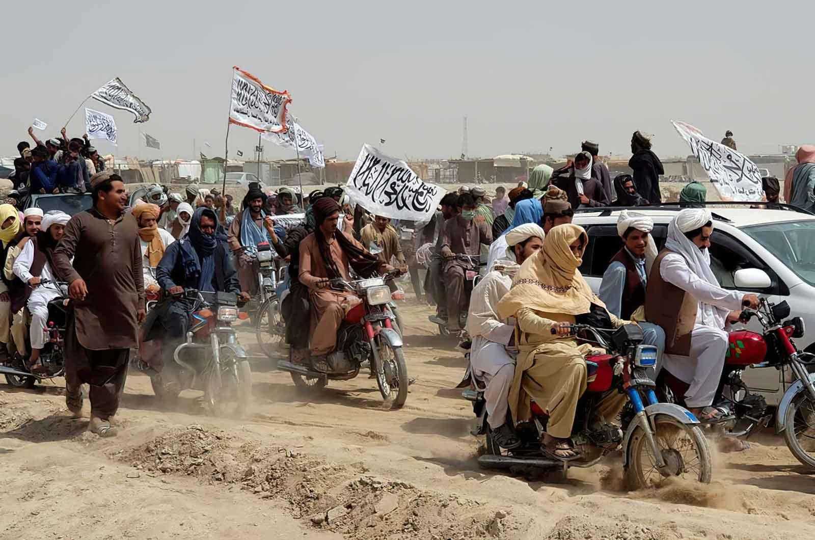Estados Unidos preocupado por los ataques talibanes contra civiles afganos