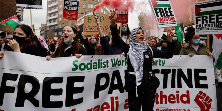 """Reino Unido vivió el """"período más intenso de odio antijudío"""" durante la guerra entre Israel y Hamás"""