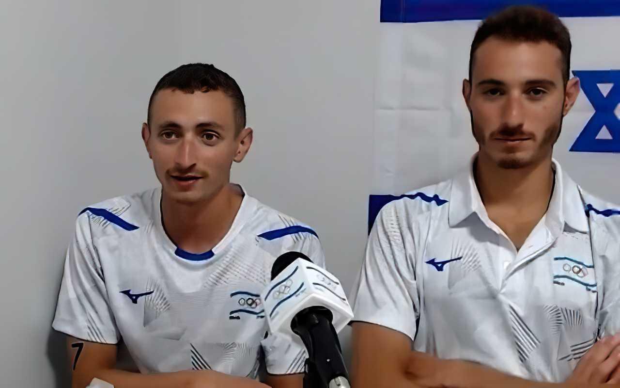 Hermanos israelíes obtienen los puestos 25 y 30 en el triatlón de Tokio 2020