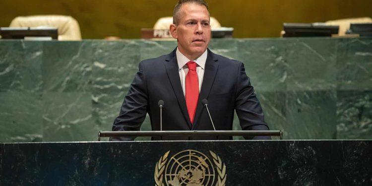 """Israel insta a los Estados del CSNU a """"establecer límites claros para Irán"""""""