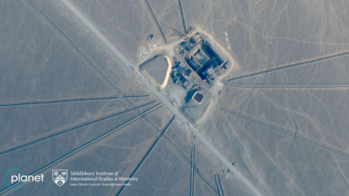China está expandiendo radicalmente su arsenal de misiles nucleares