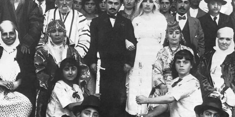 ¿Son árabes los judíos sirios?
