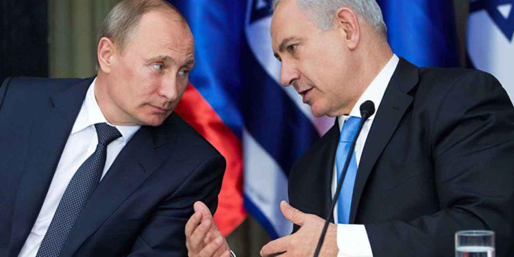Los lazos con Rusia forjados por Netanyahu podrían desintegrarse rápidamente