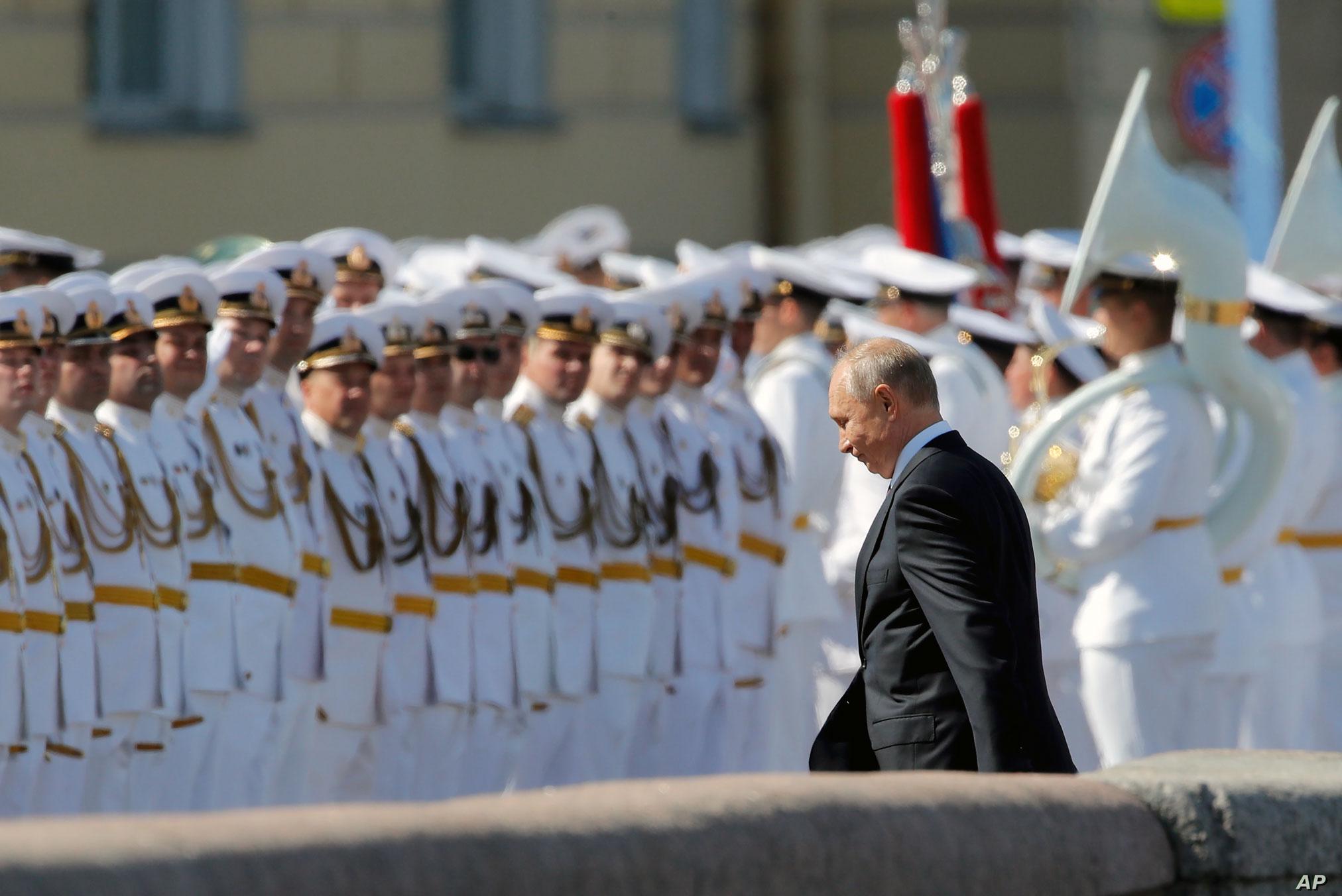 Crece el descontento entre los mandos de la Armada rusa