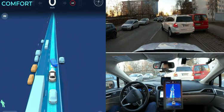 Mobileye de Israel prueba autos autónomos en Nueva York