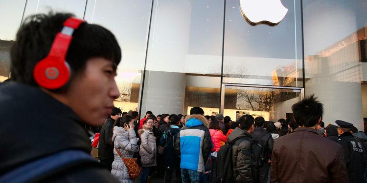 Apple flota por encima de las medidas tecnológicas de China, por ahora