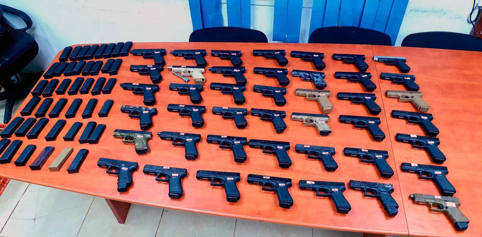 Israel frustra intento de contrabando masivo de armas desde el Líbano