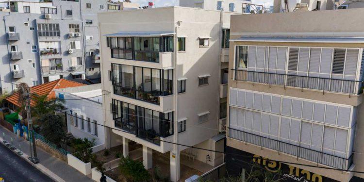 Tel Aviv destina 100 millones de NIS a la remodelación de edificios de apartamentos