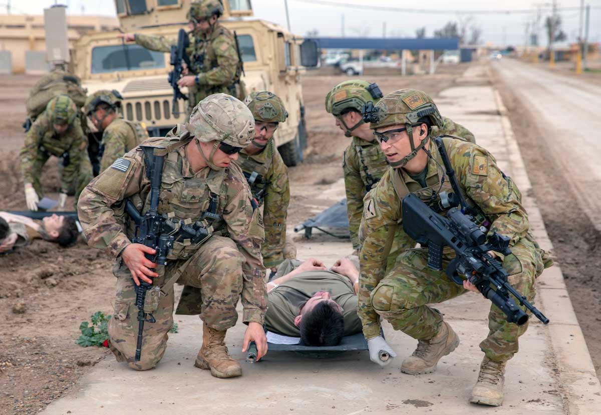 Biden anuncia el fin de la misión de combate de Estados Unidos en Irak